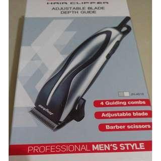 hair clipper or razor