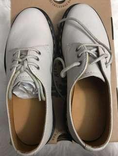 #singles1111 Dr. Martens shoes off white (authentic) unisex
