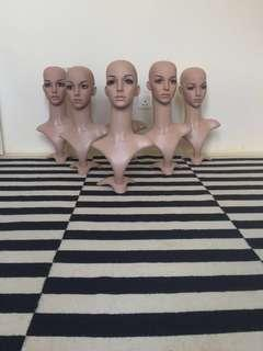 Mannequin for Tudung
