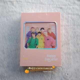 BTS 4TH MUSTER 'HAPPY EVER AFTER' DVD - NO PHOTOCARD