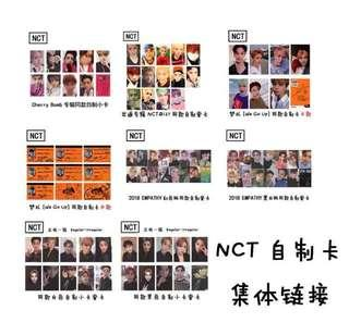 [PO] NCT unofficial photocard