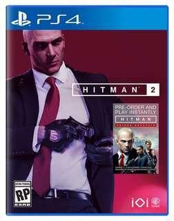 Hitman 2 (R3)