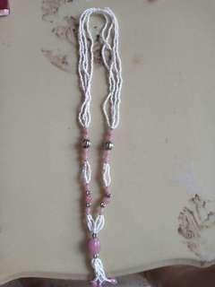 Sale Necklace pink