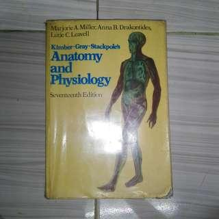 REPRICED!! Anatomy and Physiology by KIMBER, GRAY, & STACKPOLES
