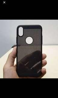 $6 High Quality Breathable Ultra Thin iPhone X XS Case