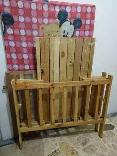 Preloved Baby Crib