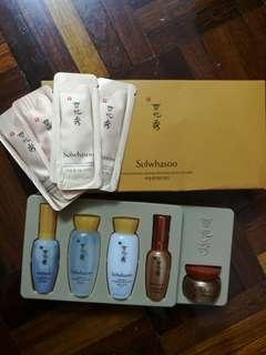 Sulwhasoo concentrated ginseng renewing ex kit
