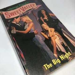 Sweet Valley High - The Big Night