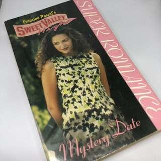 Sweet Valley High Super Romance - Mystery Date