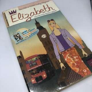 She's not in Sweet Valley anymore - Elizabeth - University, Interrupted