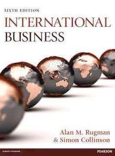 International Business Textbook