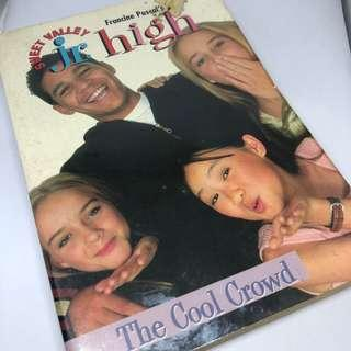 Sweet Valley Jr. High - The Cool Crowd
