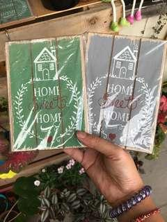 Home Sweet Home Tag