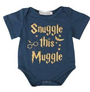 Harry Potter Baby Romper