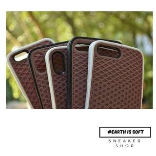 poshup Waffle Cases for Iphone 5 6 and 6plus