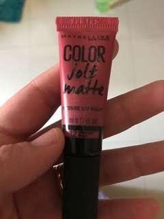 lipstik jolly matte