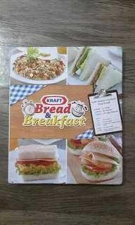 #LetGoCarousell Buku Kraft Bread & Breakfast Hard Cover Full Colour