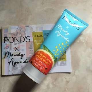 Ponds Brightening Watermelon x Maudy Ayunda