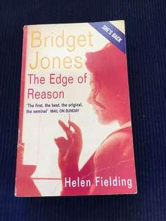 Bridget Jones The Edge of Reason by Helen Fielding