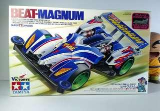 Authentic Tamiya Beat magnum mini 4wd 1997 mkdel kit japan toy