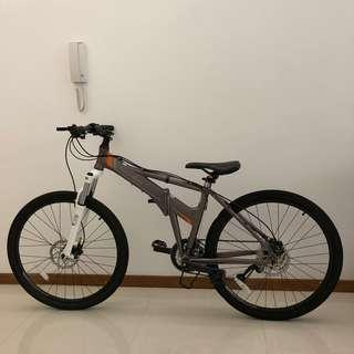 Dahon Foldable Folding Mountain Bike Bicycle with Front Suspension