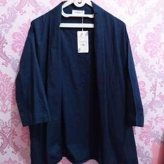 Outer Mayoutfit navy