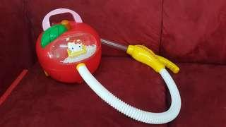 Hello kitty vaccum cleaner for kids