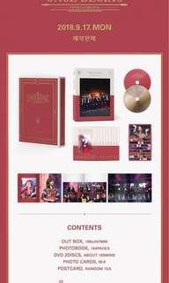 [PRICE UPDATED/LOOSE SET] TWICE ONCE BEGINS DVD