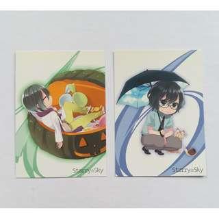 Starry☆Sky - Hoshizuki Kotarou / Iku Mizushima - Character Card