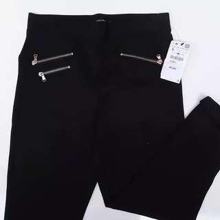 HW Zara Zipper Pants