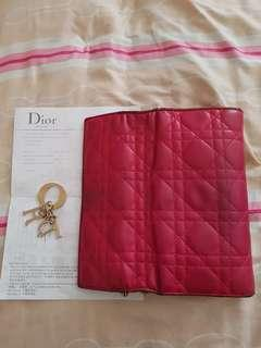 Authentic Lady Dior Clutch