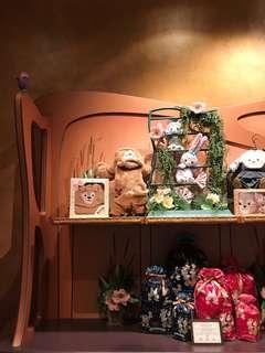 🚚 Disney 達菲熊 小朋友套裝