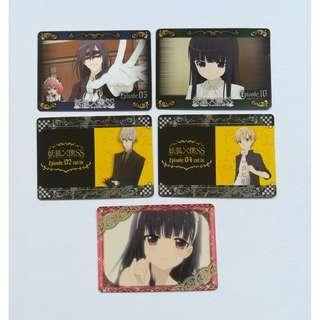 Inu x Boku SS - Trading Card / Cut-in Card / Story Card
