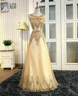 PO Evening Gown