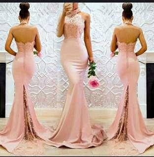 PO Long dress ( SIZE : S,M,L,XL