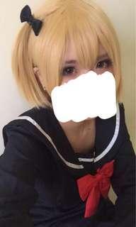 [Cosplay] Yachi Hitoka Doujin Mafia