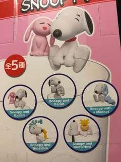 🇯🇵直送:Snoopy & Friends 可愛水杯飾品日夜陪住您