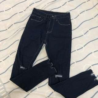Long pant jeans 👖