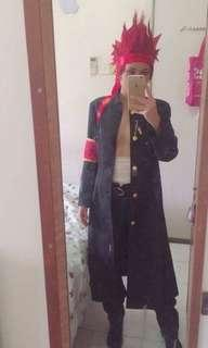 [Cosplay] Kirishima Ouendan ver.
