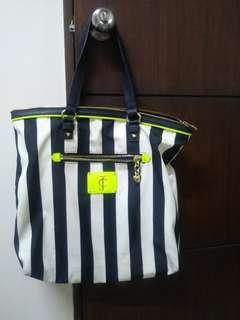 Authentic Juicy Couture bag Semi waterproof Great for vacation or work perfect all around bag