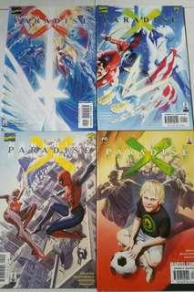 Paradise X Bundle (Marvel Comics)