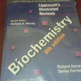 ( Medical Books) Lippincott's Illustrated Reviews Biochemistry 5th Edition