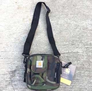 Carhartt camo sling bag
