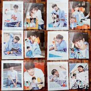 WANNA ONE SUMMER PACKAGE LOOSE MEMBER