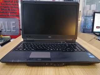 Nec core i5 laptop