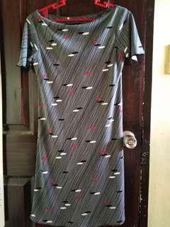 Meg Printed Dress