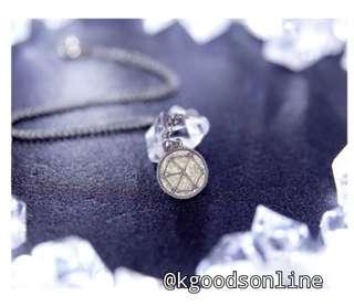OFFICIAL | EXO ACCESSORIES - PENDANT NECKLACE