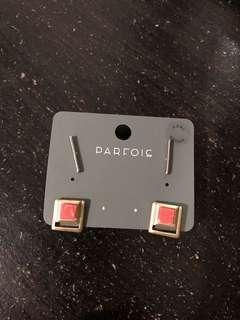 Parfois earrings set
