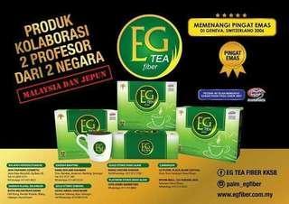 EG TEA FIBER (Slimming & Healthy Tea)
