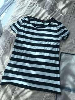 Forever 21 striped top